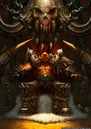 Hearthstone-Warriro-Garrosh