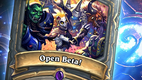 Hearthstone-Open-Beta